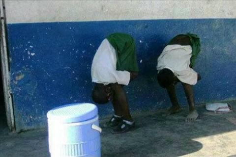 La punition en Mbeng (Pourquoi n'arrivons-nous pas à punir nos enfants en Mbeng ?)