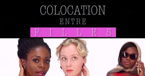 Web série : Colocation entre filles est de retour