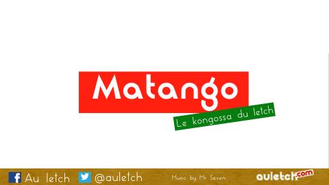 Matango – N°6 (Guy Lobe, Foning, Chantou, Jovi, Mbeng…)