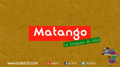 Matango, le kongossa du letch (3G, Eto'o, tribalisme, Demain c'est nous, Stanley Enow…) – N° 5