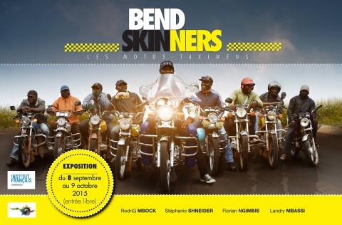 L'exposition 'Bendskinners' du photographe Rodrigue Mbock