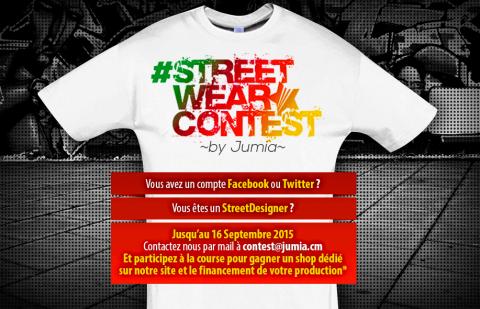 JUMIA CAMEROUN présente Le « CAMEROON STREET WEAR CONTEST »