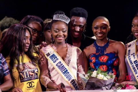 L'élection 'Miss Cameroun France' vue par Kmer Studio Empire
