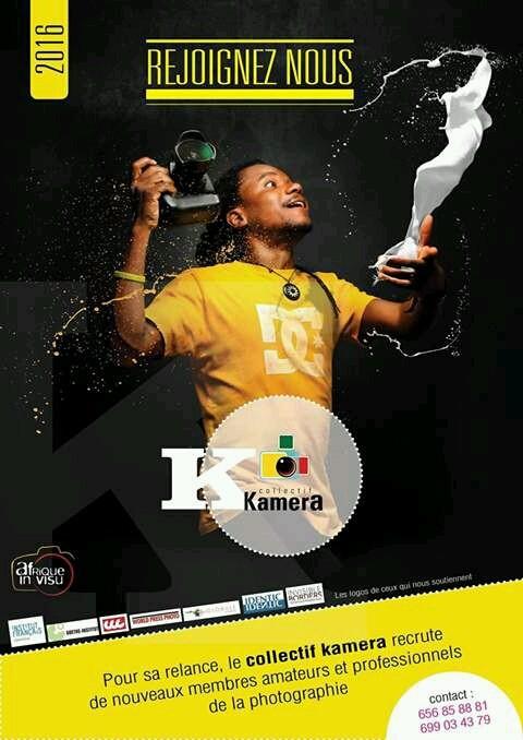 EVENT : Le Collectif Kamera fait sa rentrée 2016/2017