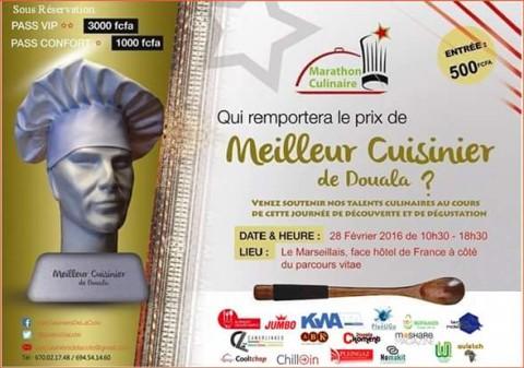 EVENT : 1ère édition du «  Marathon Culinaire »