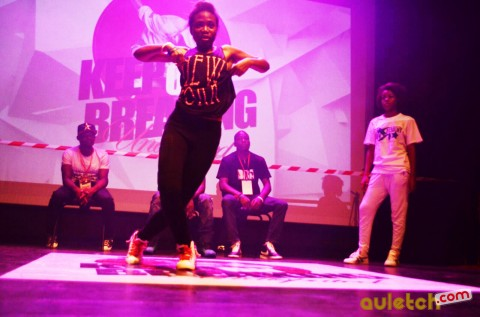 [Danse] EVENT Keep On Breaking : les photos
