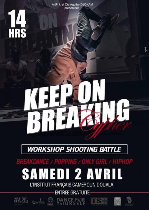 EVENT : C'est reparti pour la 2nde aventure du Keep On Breaking
