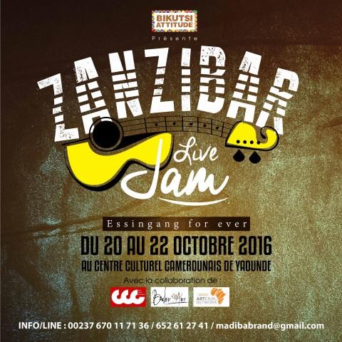 [Event] Zanzibar Live Jam
