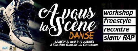 ''A Vous La Scène'' le 21 Mai 2016 à Douala