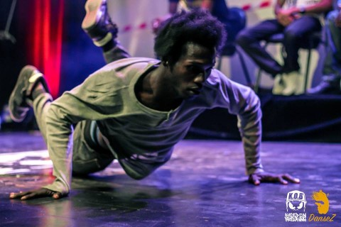 Keep On Breaking Undisputed : La finale était nyanga ! [Photos]