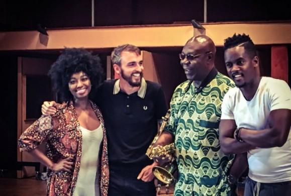Hymne de la francophonie : Manu Dibango aux côtés de Inna Modja, Black M et Christophe Willem