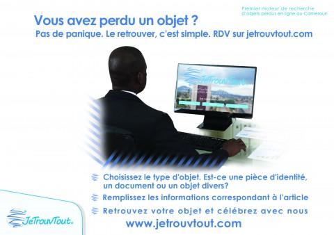 Retrouvez vos objets perdus grâce au site www.jetrouvtout.com
