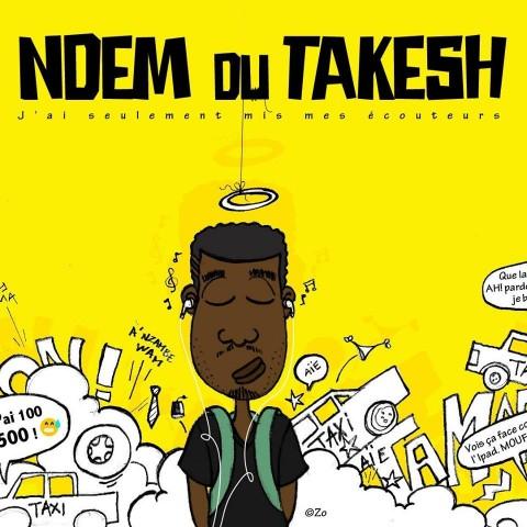 A la Rencontre de Loïc Nkono, le conducteur de la série littéraire Ndemdutakesh