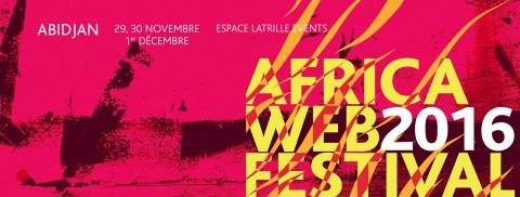 Africa Web Festival 2016 : Une place disponible pour le Cameroun