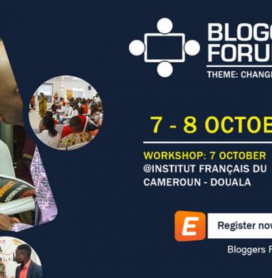 blogger Forum douala