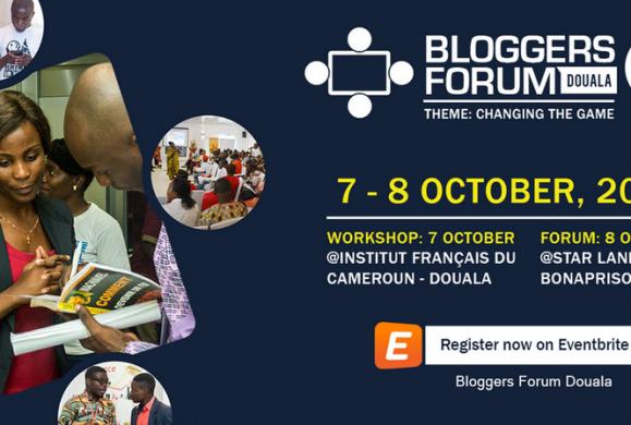 Deux jours pour célébrer le retour du Bloggers Forum à Douala
