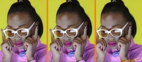 Appréciez le nouveau clip de Denise Naafa, 'L'Amour De Mon Cœur'