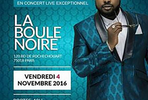 Locko en concert le 4 novembre 2016 à Paris