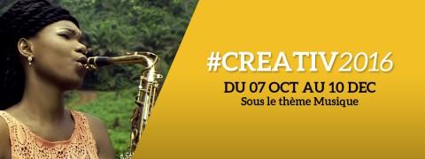 10 choses à savoir sur la 1ere édition de 'CREATIV' du 7 octobre au 10 décembre 2016