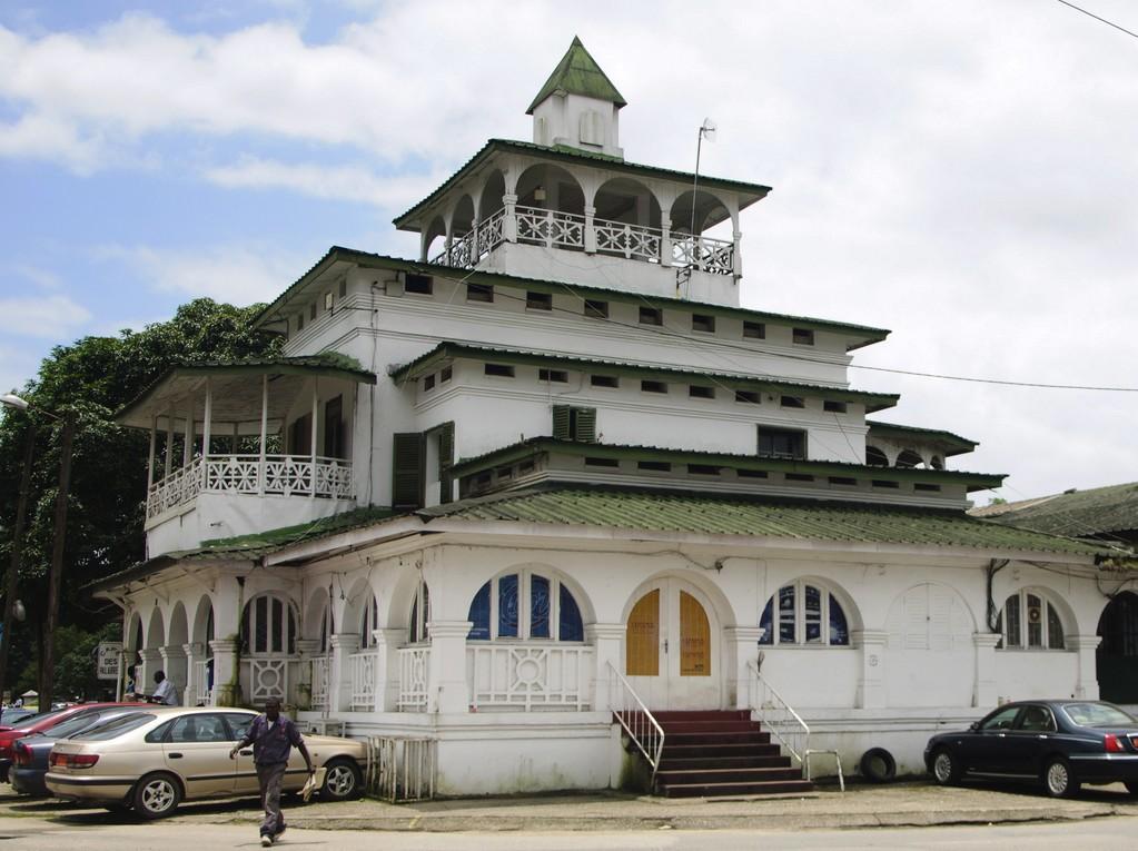 pagode douala