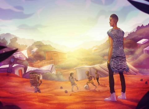 Couleurs au secteur : 14 choses à savoir sur l'exposition de Felix Fokoua au Mboa BD Festival 2016