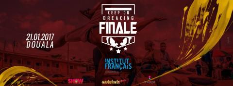 Keep On Breaking : Venez danser comme jamais le 21 Janvier 2017 à l'IFC de Douala