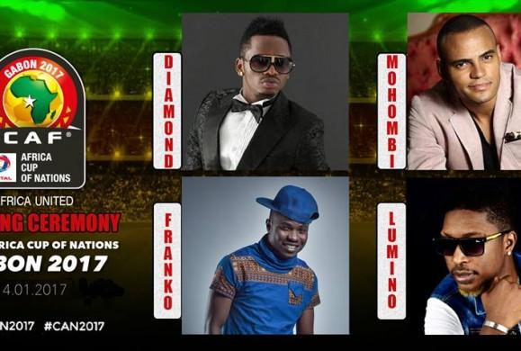 CAN 2017 : Franko va prester à la cérémonie d'ouverture au Gabon