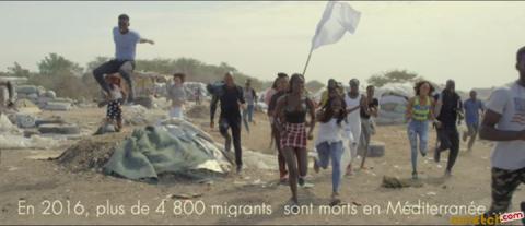 Charlotte Dipanda plonge au cœur de l'immigration dans 'Massa', son nouveau clip