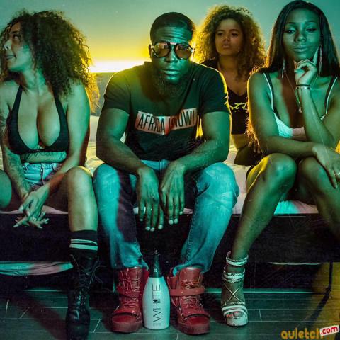 Découvrez 'React', le clip dancehall de Dj Mathematic Feat Konshens