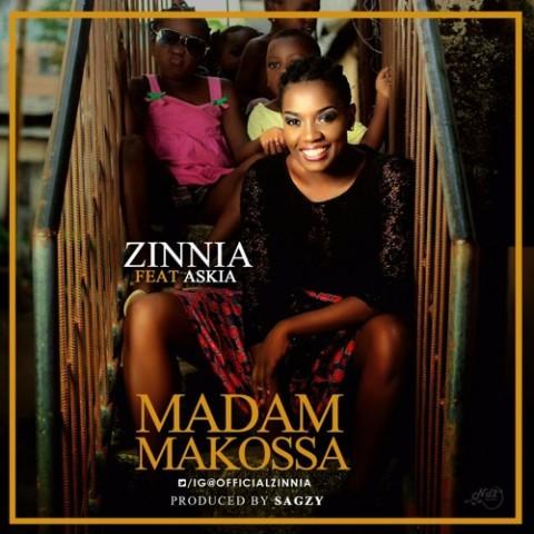 Ecoutez 'Madam Makossa' de Zinnia Feat Askia