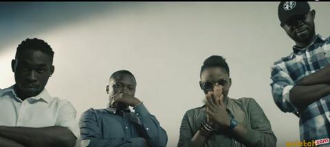 """Regardez """"Aboudi Onguéné"""" danser dans le nouveau clip de Teddy Doherty, Inna Money et Young Malick"""