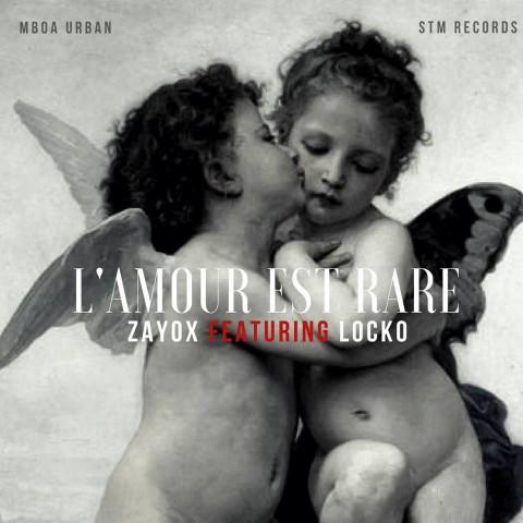 """Dans """"l'amour est rare"""", Zayox s'envole avec Locko"""