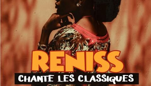 Reniss chante les classiques de l'Afrique dans son nouvel EP, le 3eme déjà !