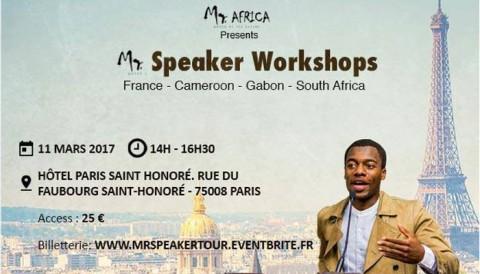"Jesse Carlton lance ""Mr Speaker Tour"" le 11 mars 2017 en France"
