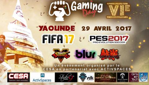 La 6ème édition du Gaming Day aura lieu à Yaoundé