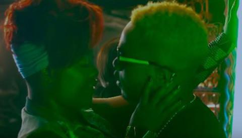 """Magasco chante dans """"Love It"""", le nouveau clip de Shan'l"""