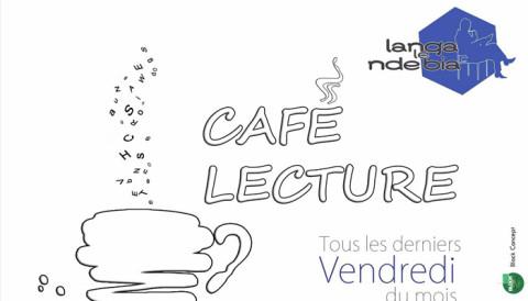 Rendez-vous le 05 Mai au café lecture organisé par Langa Le Nde Bia