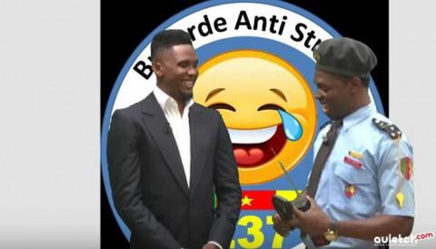 #NouvelleVidéo : Moustik Karismatik interpelle Samuel Eto'o