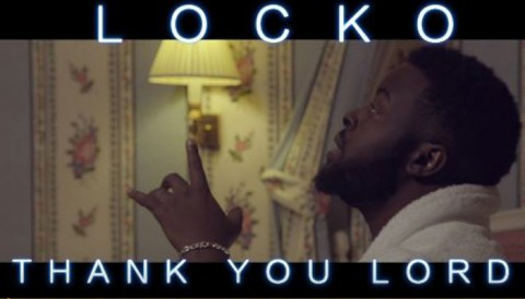 "Locko dévoile le teaser de son nouveau clip : ""Thank You Lord"""