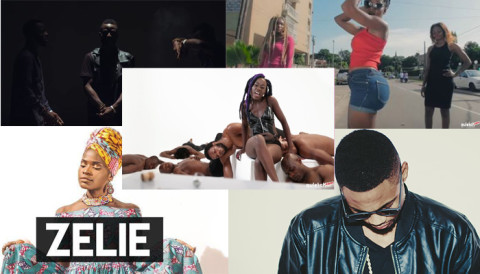 Les 5 clips qu'il ne fallait pas rater en avril au Cameroun