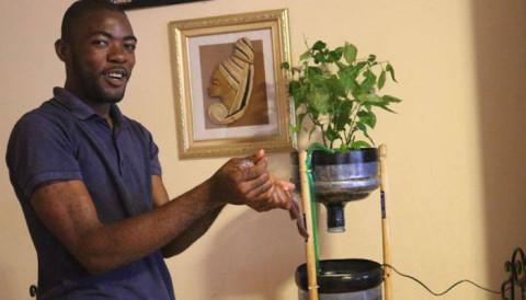 Flavien Kouatcha représente le Cameroun à la 1ère promotion des Young Leaders AfricaFrance