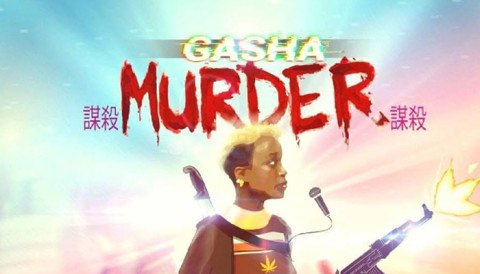 """Gasha commet un """"Murder"""" dans sa nouvelle chanson"""