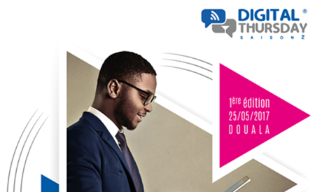 Les inscriptions pour la nouvelle saison des Digital Thursday s'achèvent le 18 mai 2017