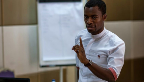 Mr Speaker Tour : Abidjan & Johannesburg reçoivent «Le Dale Carnegie Africain»