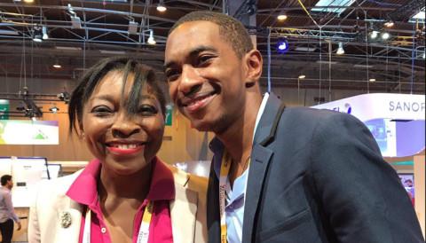 Le couple Tech camerounais Medxcare et WeCashup récompensé à Viva Technology