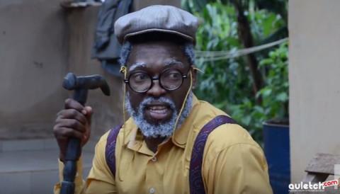 Quand Papa Mvamba revoit Moustik Karismatik au village, son cœur peut lâcher