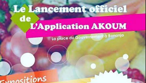 L'annuaire camerounais de produits locaux «Akoum» sort officiellement le 10 juin 2017 à Douala