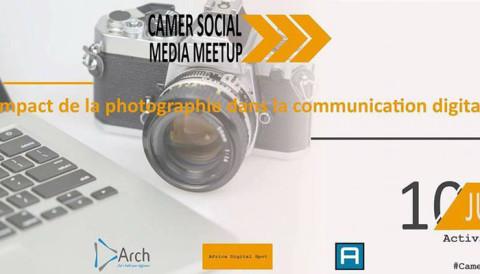 Le Camer Social Media Meetup est de retour le 10 Juin