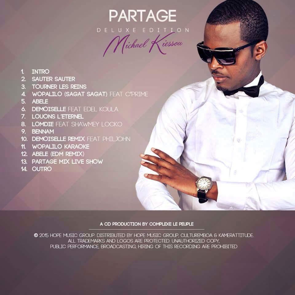 Tracklist
