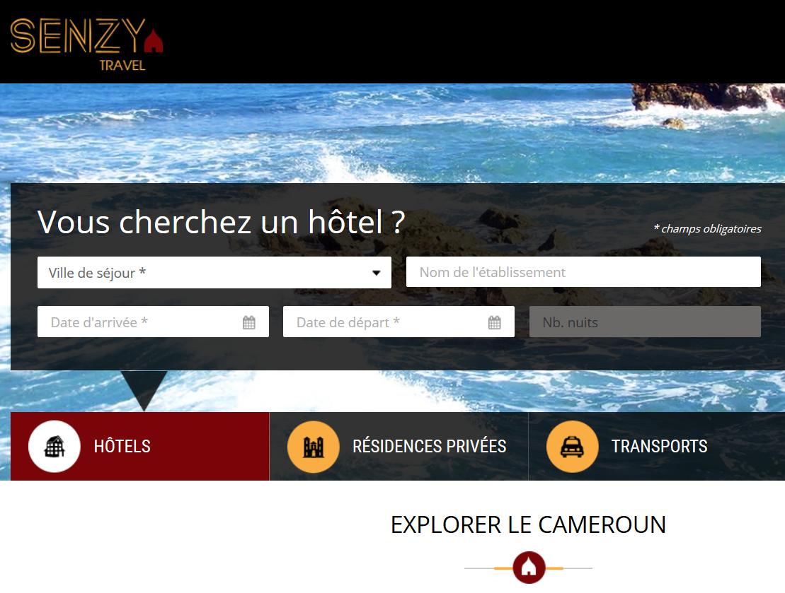 Partagez for Plateforme reservation hotel